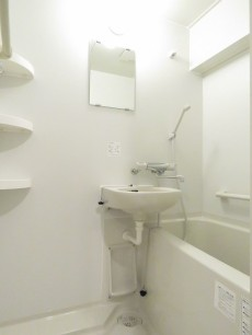 初台ハイツ バスルーム