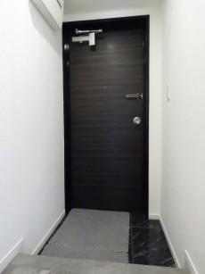 初台ハイツ 玄関ホール