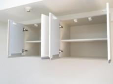 シャルムコート新中野 キッチン吊戸棚