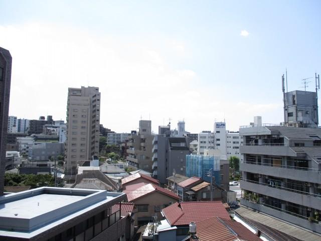 ライオンズプラザ石川台 7洋室からの眺望