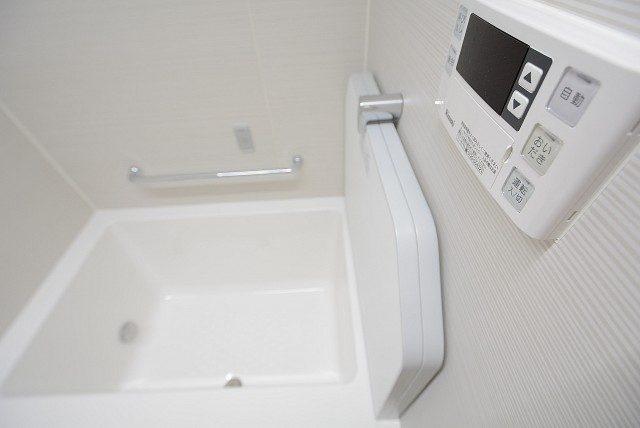 明大前フラワーマンション 風呂