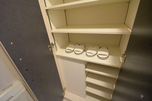 第三宮庭マンション405号室 廊下