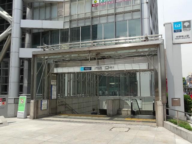 ライオンズマンション中野弥生町 中野坂上駅