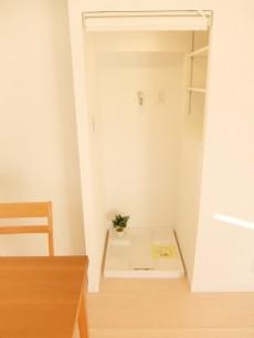 成城オリンピックマンション 洗濯機置き場