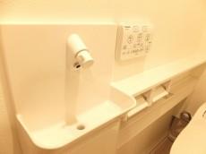 アイタウン・レピア トイレ手洗い場