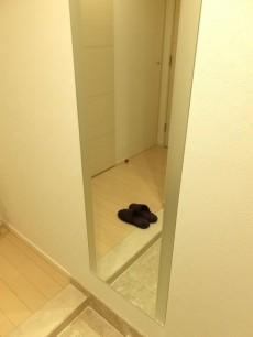 グローリオ明大前 鏡
