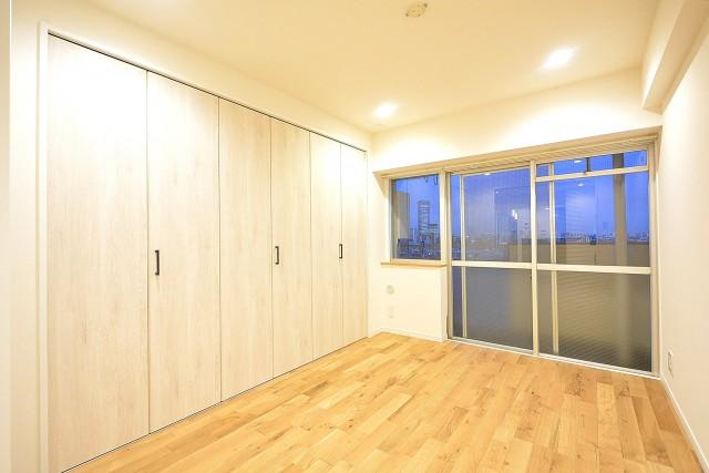中野永谷マンション 4.9帖の洋室
