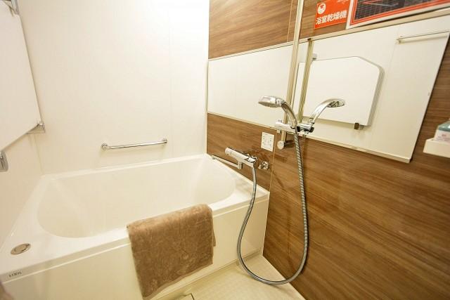 ニューステイトメナー バスルーム