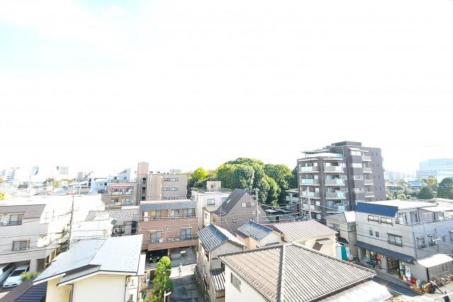 藤和護国寺コープ バルコニー眺望