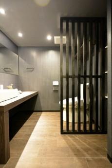 サンライン南青山ハイツ 洗面室
