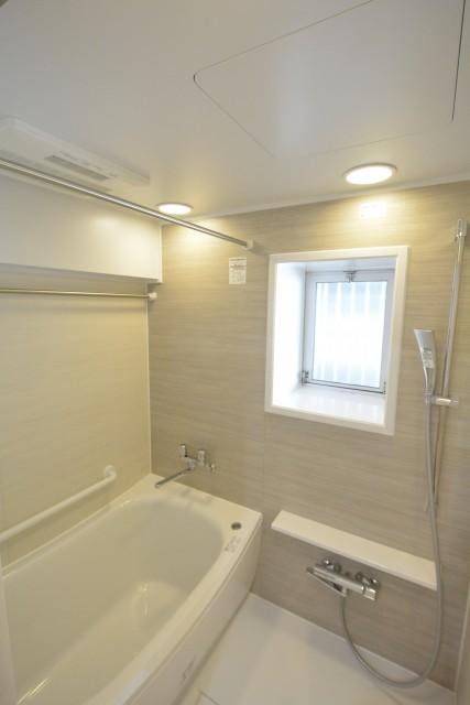 ガーデン堀ノ内住宅 浴室