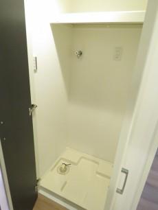 東中野ハイム 洗濯機置場