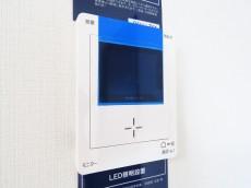 エンゼルハイム大井 TVモニター付きインターホン