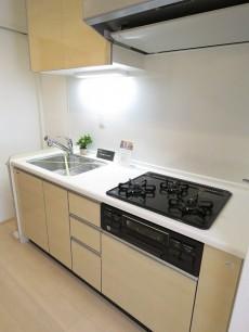マンション中野坂上 キッチン
