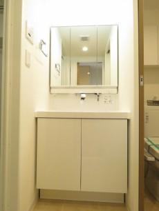 マンション中野坂上 洗面化粧台