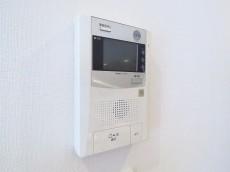 マイキャッスル学芸大学Ⅱ TVモニター付きインターホン