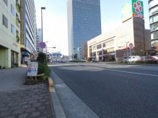 マンション中野坂上 青梅街道