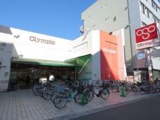 マンション中野坂上 スーパー