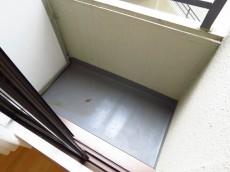 玉川瀬田タウンホーム 洋室約6.5帖側バルコニー
