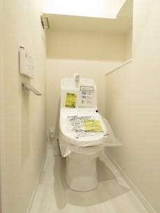 マンション市谷台 トイレ