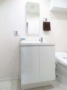 インペリアル赤坂壱番館 洗面室