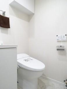 インペリアル赤坂壱番館 トイレ
