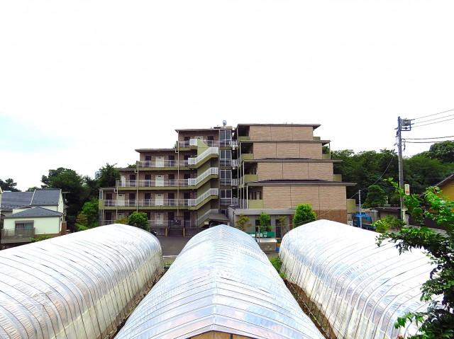 玉川瀬田タウンホーム リビング側眺望