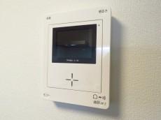 インペリアル赤坂壱番館 TVモニター付きインターホン