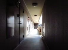 インペリアル赤坂壱番館 共用廊下