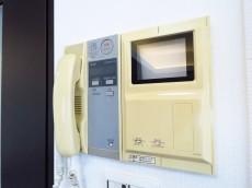 アルシオン芝浦 TVモニター付きインターホン