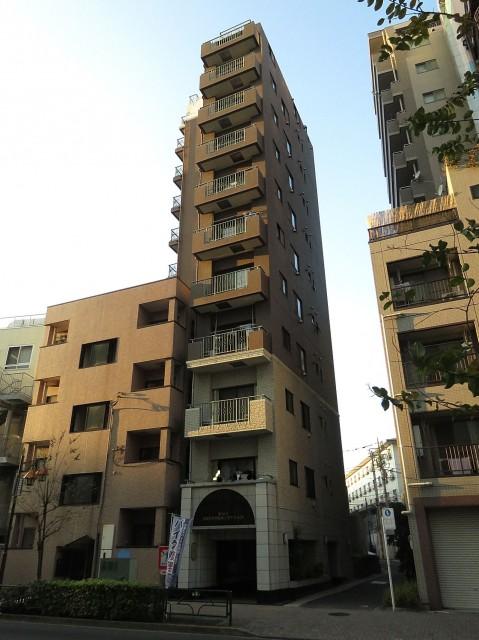 スカーラ西新宿シティプラザ 外観