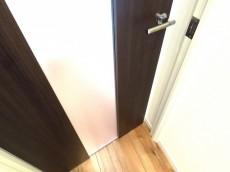 ルナパーク三軒茶屋 ダイニングキッチン扉