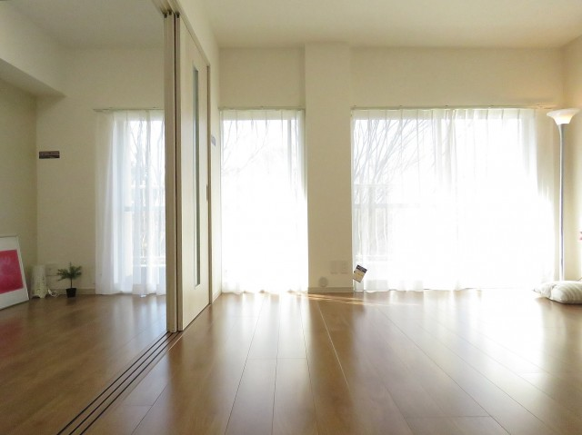 六義園サマリヤマンション LDK+洋室