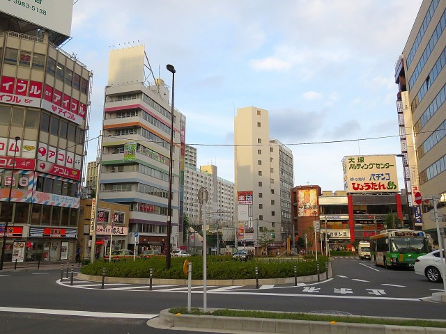大塚スカイマンション 大塚駅周辺