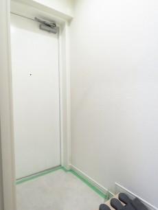 レインボー目白 玄関