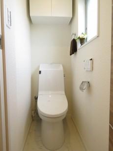 セレクトガーデン池袋 トイレ