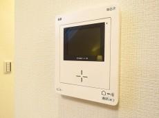 グランテラッセ西早稲田 TVモニター付きインターホン