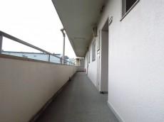 グランテラッセ西早稲田 共用廊下