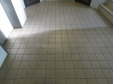 大塚スカイマンション 共用廊下