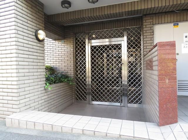 大塚スカイマンション エントランス