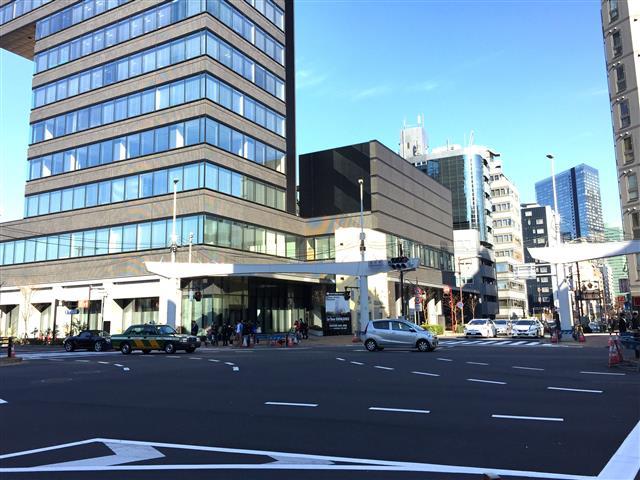 スカーラ西新宿シティプラザ 清水橋交差点