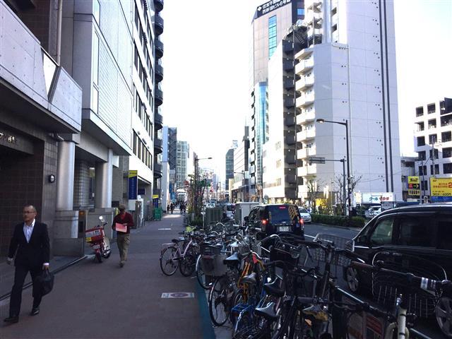 スカーラ西新宿シティプラザ 方南通り