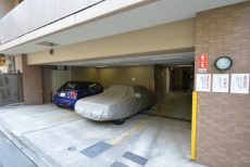 フリーディオ芝公園アネックス 駐車場