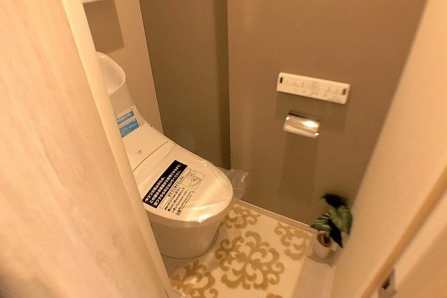 東大井スカイハイツ トイレ