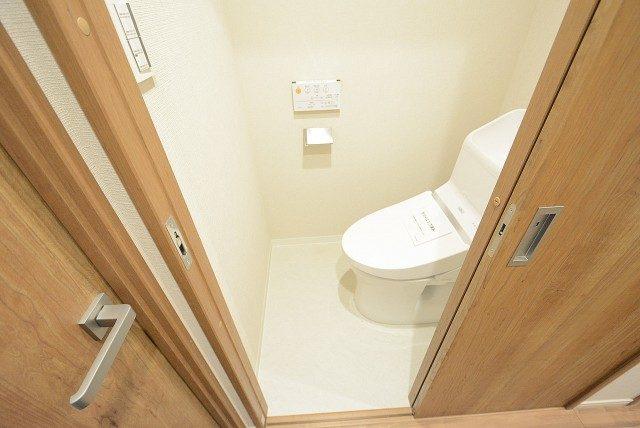 明大前フラワーマンション トイレ