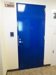 レインボー目白 玄関扉