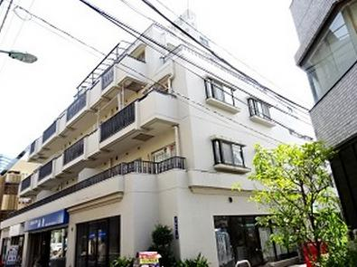 エル・アルカサル渋谷 外観