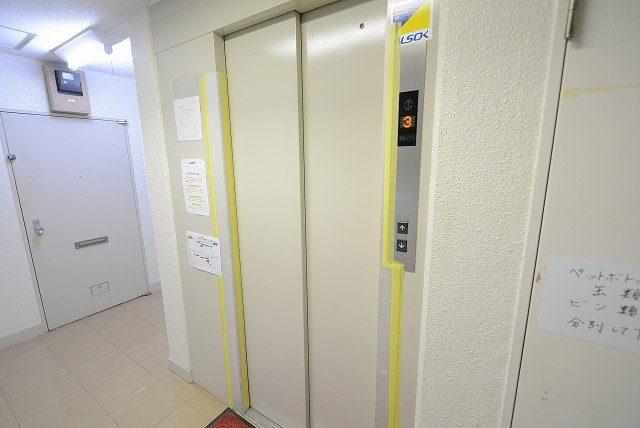 アルカサル渋谷 エレベーター