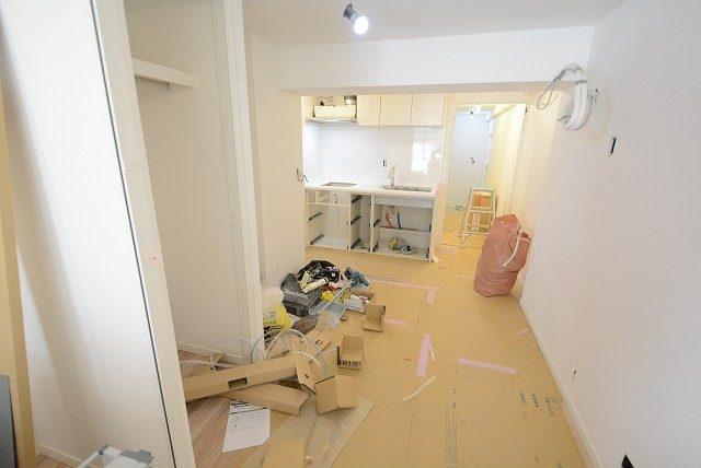 アルカサル渋谷 ダイニング~洋室