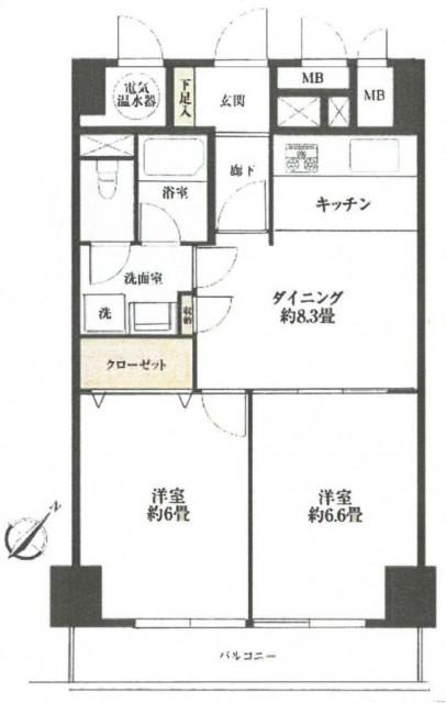 上野ロイヤルマンション